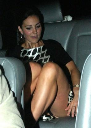 Pippa, Kate Middletone è senza slip...?