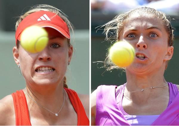 Roland Garros: Errani batte Kerber in tutto,anche in smorfie