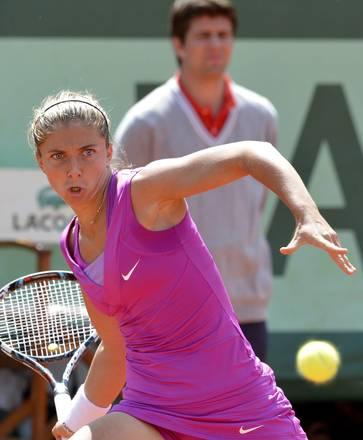 Al Roland Garros, la piccola grande bolognese Sara Errani