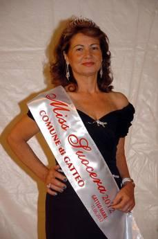 Miss Suocera 2012, e' una 59/enne di Imola. Tina Nenna, collaboratrice scolastica, ha quattro figli