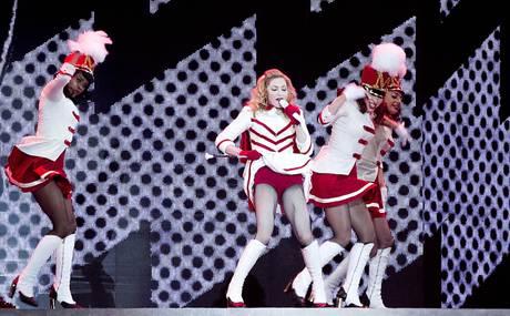 Madonna a Roma: la regina sono io