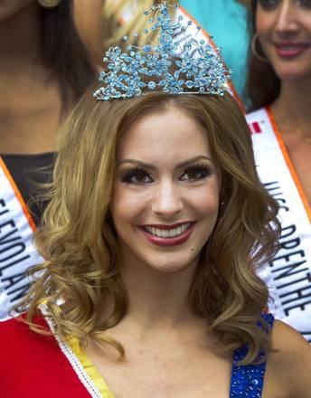 Amstelveen: L'Olanda ha una nuova miss, Nathalie