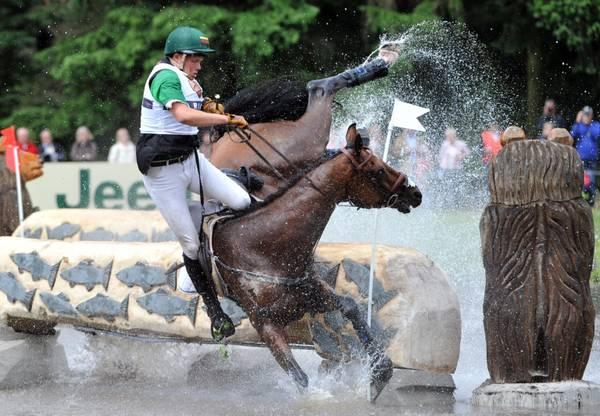 Equitazione, in corso campionati tedeschi a Luhmuehlen