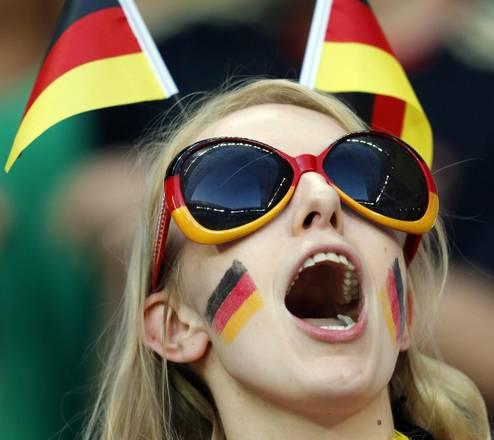 Tifosa tedesca