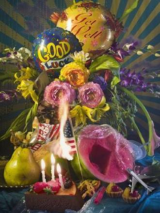 In mostra gli scatti surreali di LaChapelle. Le star viste dal geniale fotografo americano