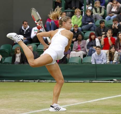 Wimbledon, Camila Giorgi avanza. L'azzurra si qualifica agli ottavi