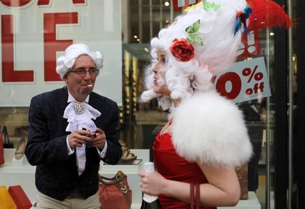 A Londra si rinnova il tradizionale appuntamento con i gay e lesbiche
