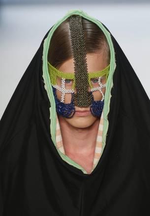 In passerella a Berlino per Mihai Dan Zarugs: ma che moda è?