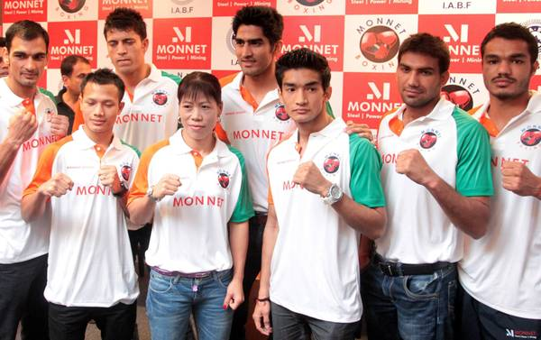 Giochi: India pronta, sette i pugili da New Delhi a Londra