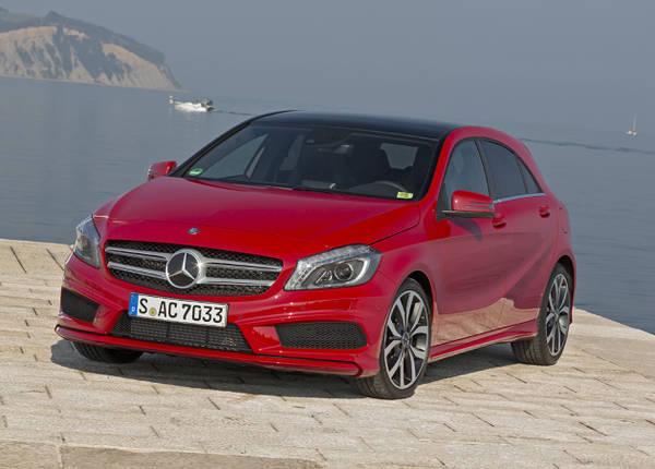 Mercedes, arriva a settembre la rivoluzionaria Classe A. Elegante sportivita' gia' da 22.900 euro