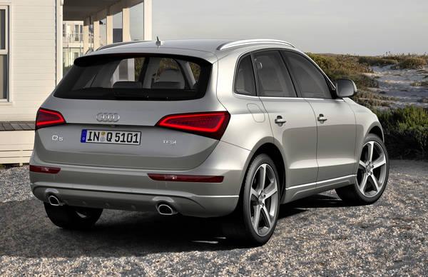 Audi rinnova Q5 e aggiunge il supersuv SQ5 TDI a gasolio