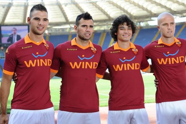 I nuovi giocatori della Roma. Panagiotis Tachtsidis, Leandro Castan, Dodo' e Michael Bradley