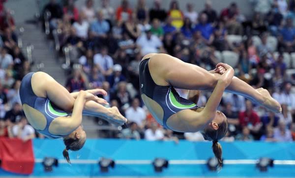 Giochi olimpici 2012 - Tuffi, delusione Cagnotto-Dallape'