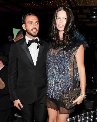 Le top model più pagate al mondo. 10 milioni di dollari l'anno. Adriana Lima
