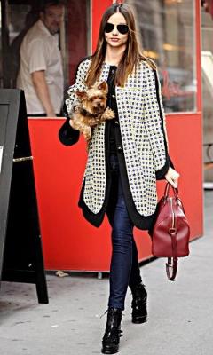 Le top model più pagate al mondo. 10 milioni di dollari l'anno. Miranda Kerr