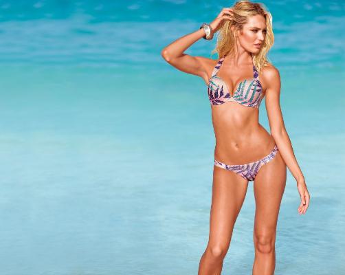 Le top model più pagate al mondo. 10 milioni di dollari l'anno. Candice Swanepoel