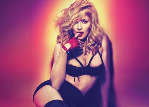Foto di Madonna nuda vale 10mila dollari