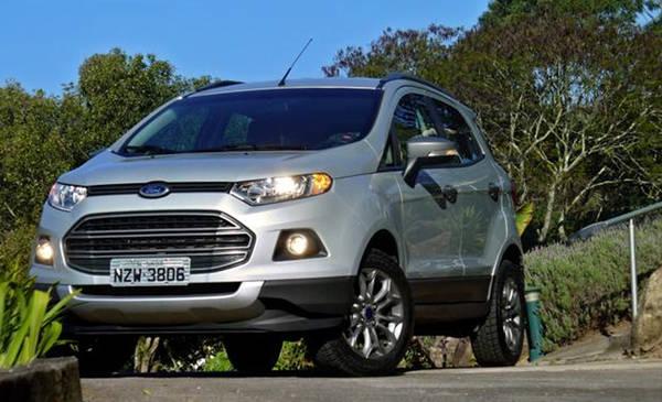 Ecco il suv globale Ford. Da Brasile 1/o EcoSport