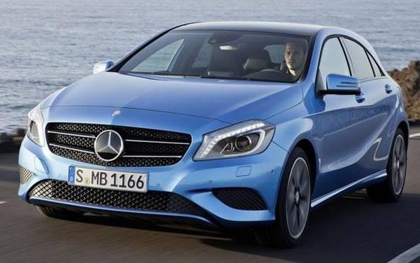 Mercedes derivera' da Classe A una coupe' e un suv