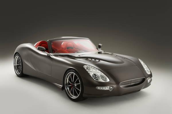 Trident, nuova versione della sportiva turbodiesel Iceni. Motore 6.6 a gasolio di un pick up GM per