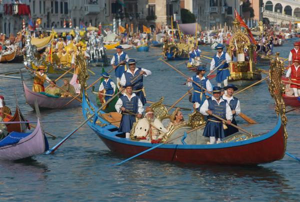 Regata storica 2012, vince Celeste