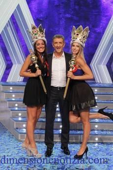 Ecco le nuove veline di Striscia, Alessia e Giulia.