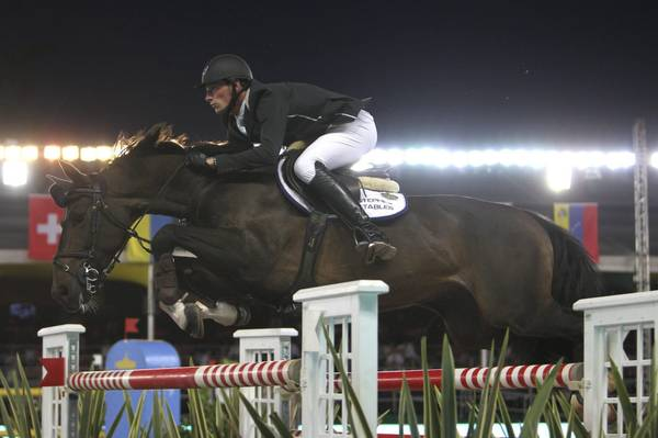 Brasile, al via l'Athina Onassis International Horse Show