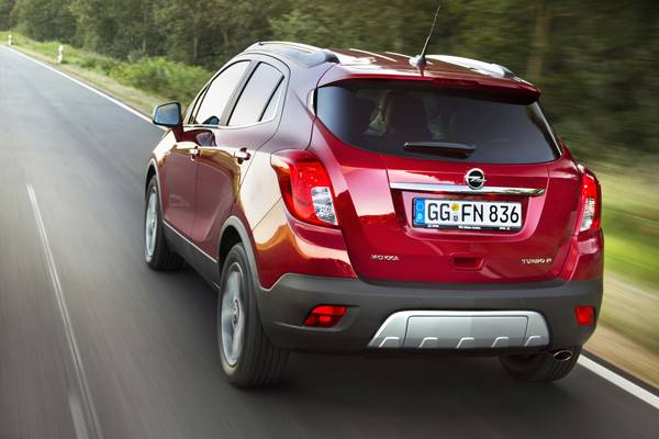 Debutta Opel Mokka, nuova suv compatta