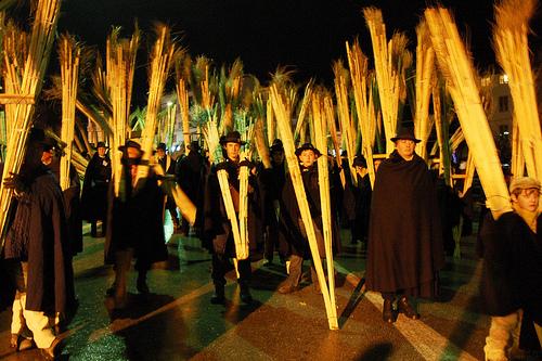 Pronti per partire ndocciata 2012 l'otto dicembre