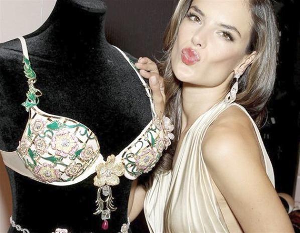 Victoria's Secret: i reggiseni più costosi di sempre, 15 milioni di dollari