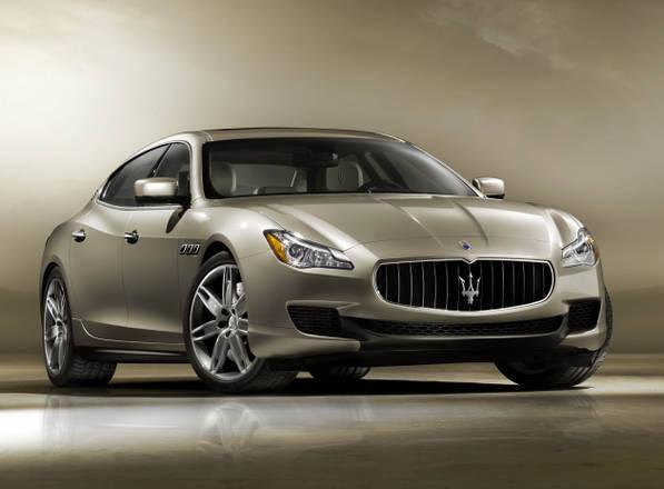 Maserati: svelata Quattroporte, primo modello nuova strategia