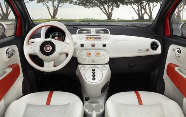 Fiat, arriva in Usa la 500e. Primo modello 100% elettrico. Vendita in California dal 2013