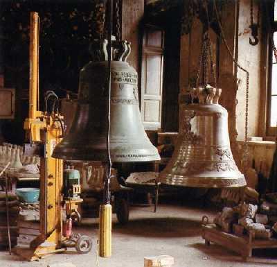 La Pontificia Fonderia Marinelli di Agnone tra le imprese ultracentanarie - Agnone - IS