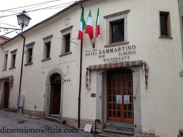 Hotel Sammartino dal 1911 scelti da ogni parte del mondo per Completezza e Qualità - Agnone - IS