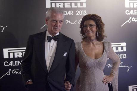 A Rio il red carpet per calendario Pirelli 2013