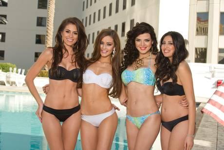 Le più belle in attesa di Miss Universo