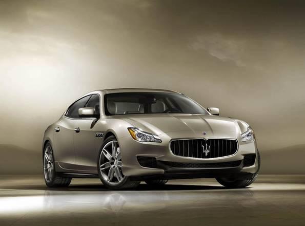 Maserati Quattroporte, l'auto del rilancio globale