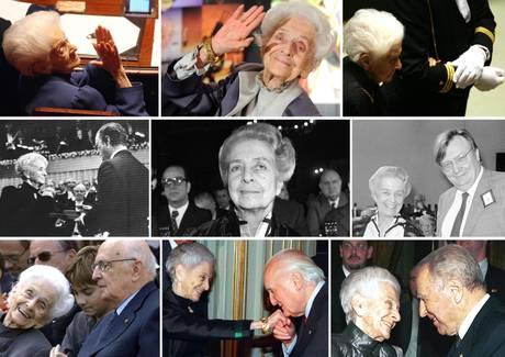 Addio Rita Levi Montalcini, aveva 103 anni
