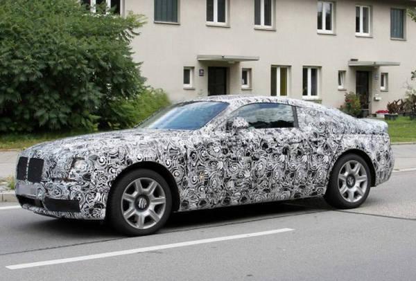 Arriva nel 2013 Wraith, piu' potente Rolls-Royce della storia