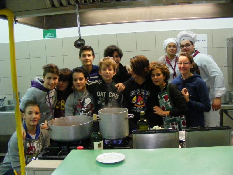 """""""Anch'io so cucinare"""" Promosso dall'istituto Alberghiero di Agnone - IS"""