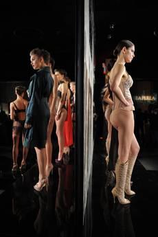 Eleganti, sensuali, lingerie a New York