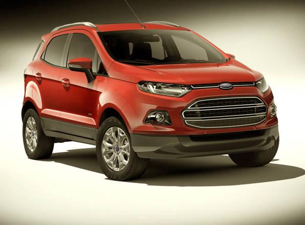 EcoSport Ford, il nuovo suv compatto a misura di citta'