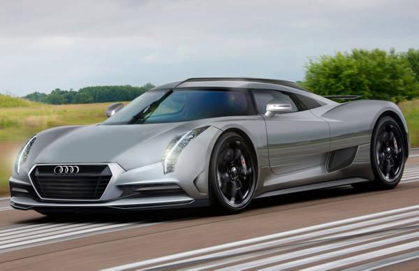 Audi R20, hypercar biturbodiesel da 1 milione di euro
