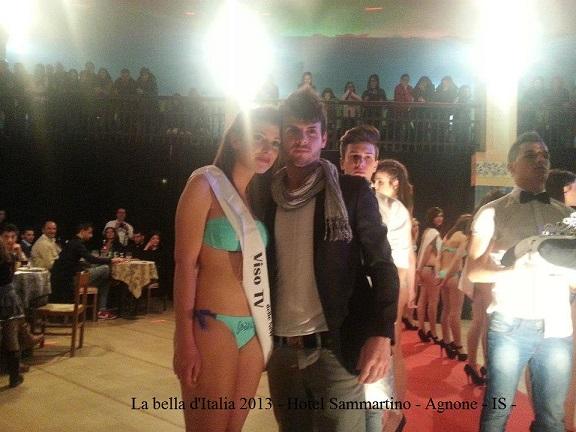 La Bella d'Italia 2013 - SKY - Hotel Sammartino - Agnone - IS