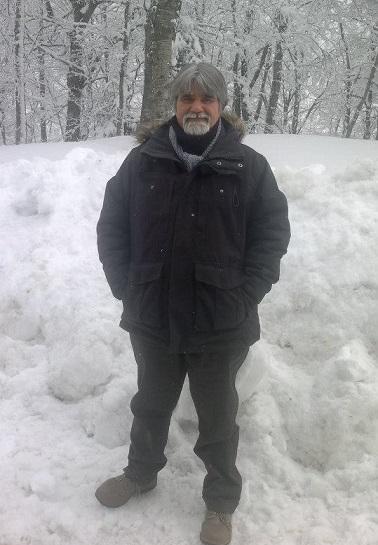 Giuseppe: Sulla neve di Capracotta - IS