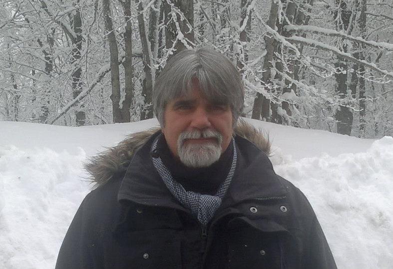 Giuseppe: Sulla neve di Capracotta - IS -