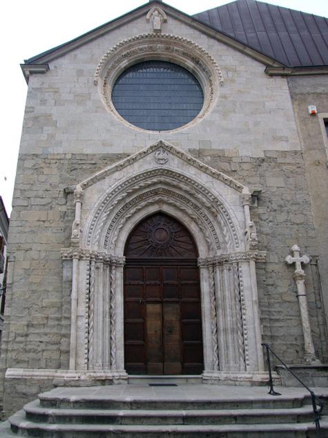 La croce stazionaria di S. Emidio in Agnone