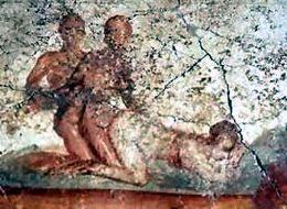 Sepolti a Pompei dall'eruzione del 79 del Vesuvio (NA)