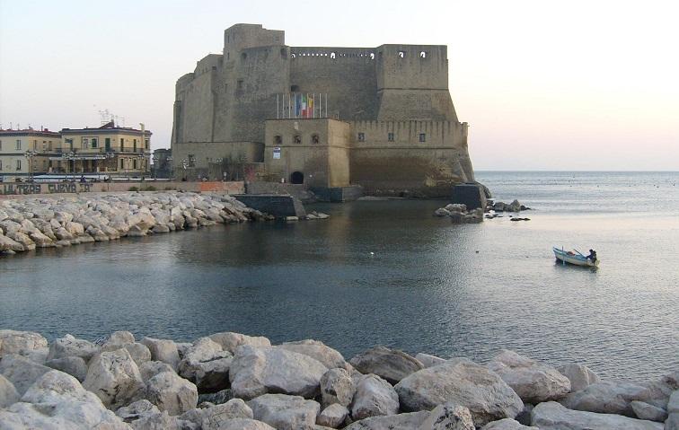 Castel dell' Ovo - Napoli