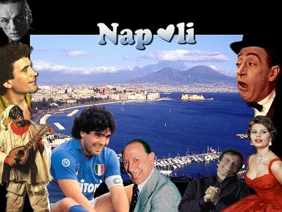 Napoli a dato al mondo grandi personaggi
